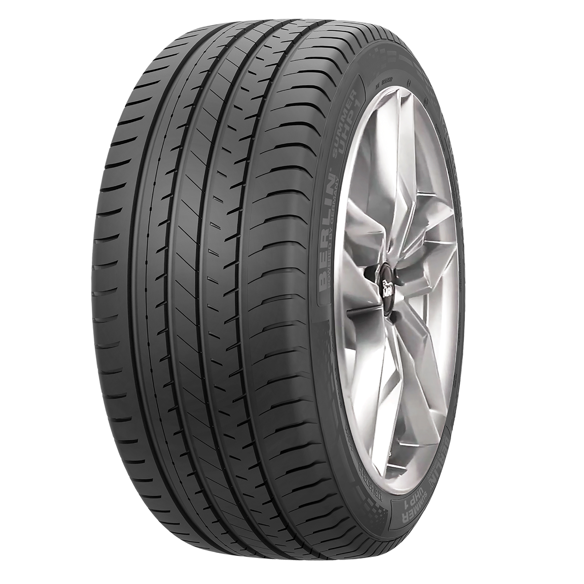 205/50R17 BERLIN TIRES SUMMER UHP 1 89V