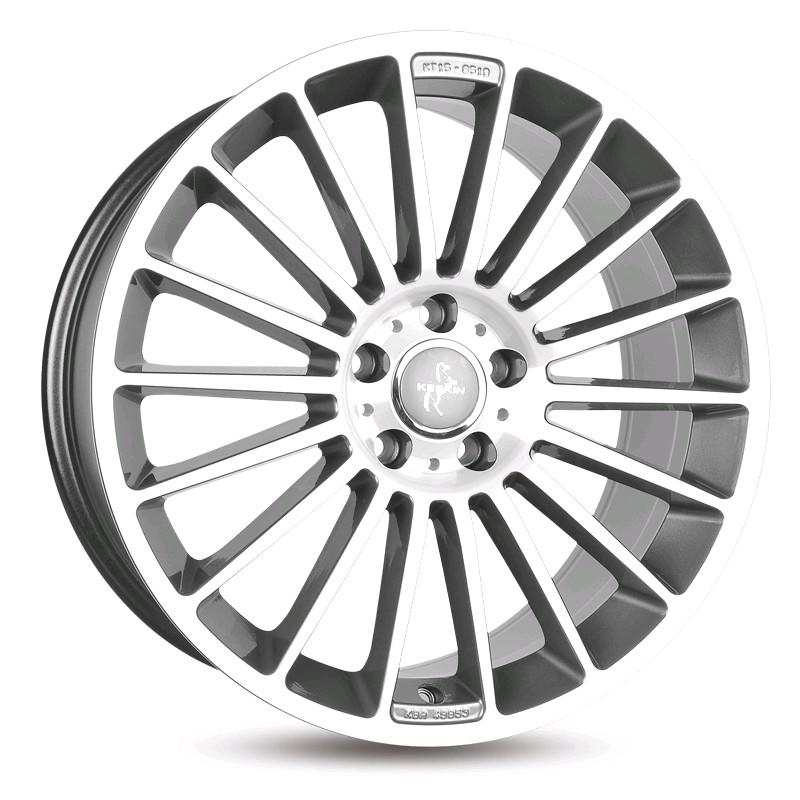 Диск колесный Keskin Tuning KT15 8,5Jx19 5/120 ET35 72,6 PFP
