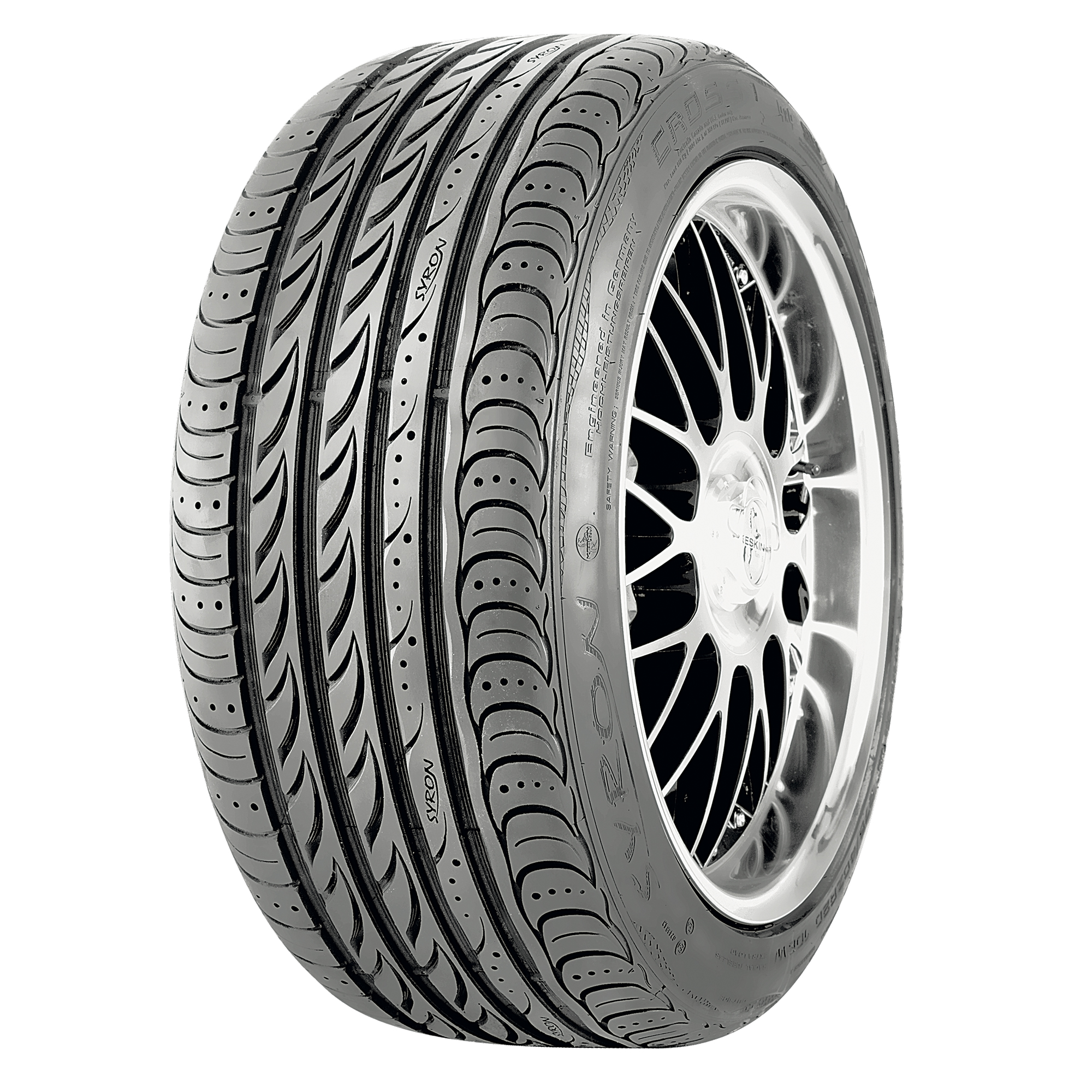 255/50R19 SYRON TIRES CROSS 1 plus 107W XL