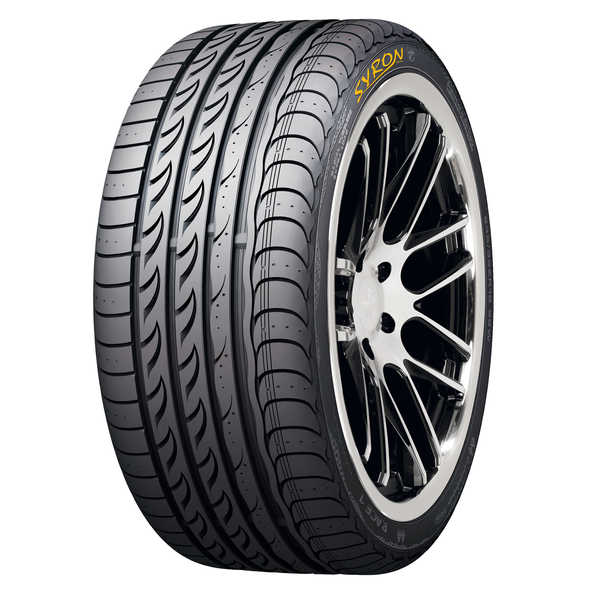 225/50R17 SYRON TIRES RACE1 plus 98W XL