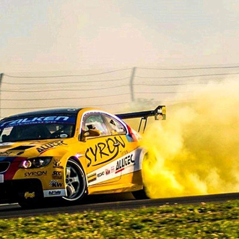 225/40R18 SYRON TIRES RACE1 plus yellow 92W